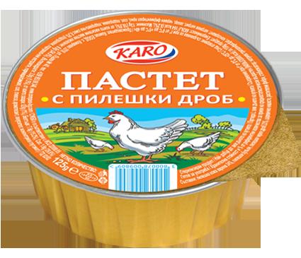 Karo_chiken_liver_pate_125g