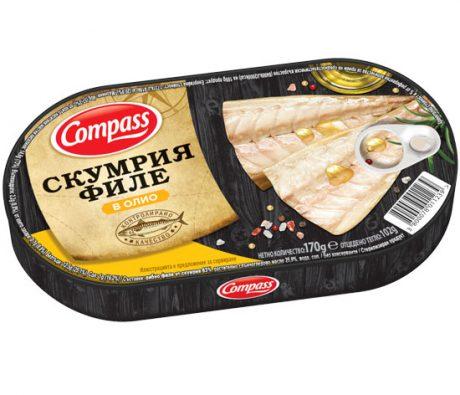Compass-Mackerel-in-oil-Скумрия-филе-в-олио-180g-550x475