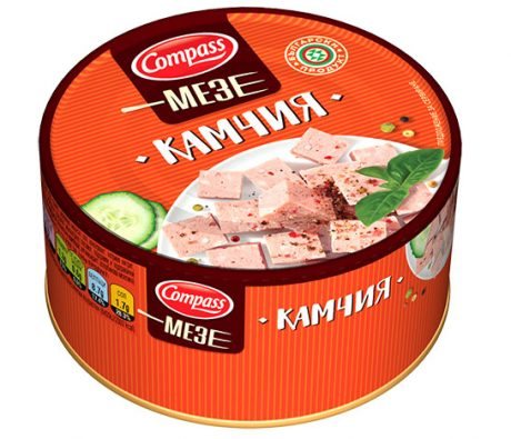 Compass-Meze-Kamchia-300g