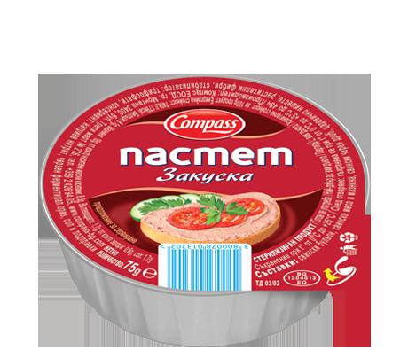 Compass-Breakfast-pate-пастет-Закуска-75g