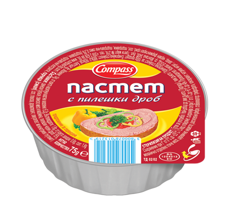 Compass-Chicken-liver-pate-пастет-с-пилешки-дроб-75g