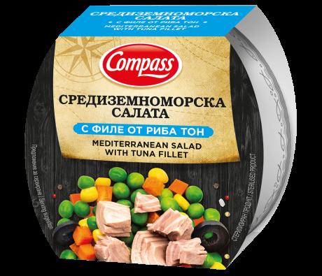 Compass-Mediterranean-salad-with-tuna-fillet-Средиземноморска-салата-с-филе-от-риба-тон-160g