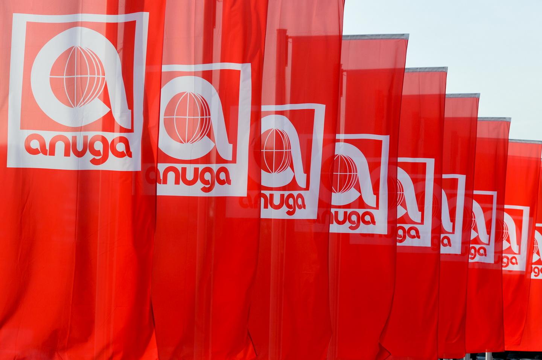 Eingang Süd, anuga 2011